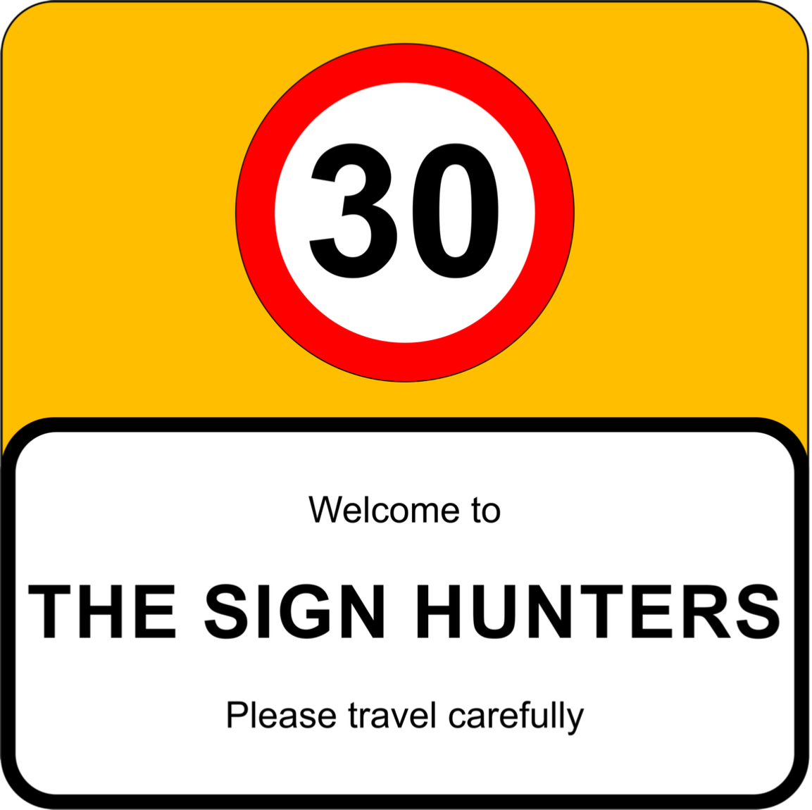 Enter the official 'The Sign Hunters' ~ Website
