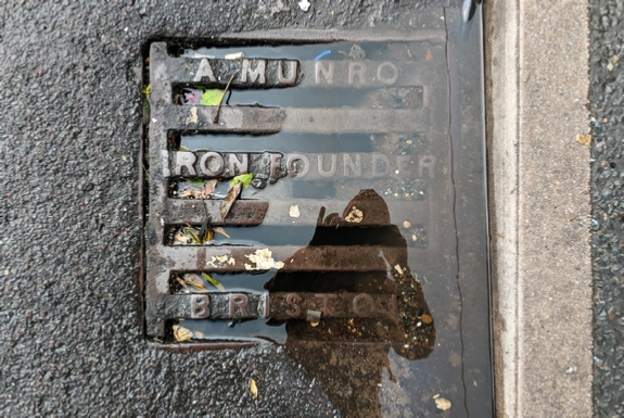 Photo collection of manhole covers